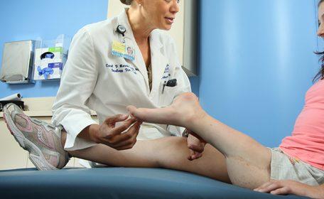 Rotationplasty For Bone Cancer